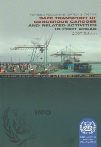 9789280114720: Revised recommendations on the safe transport of dangerous cargoes and related activities in port areas