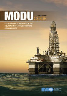 9789280115253: 2009 MODU Code 2010: Code for the Construction and Equipment of Mobile Offshore Drilling Units, 2009