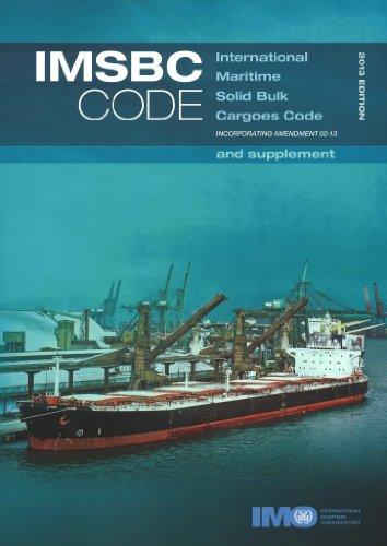 9789280115352: Imsbc Code and Supplement: 2012 Edition
