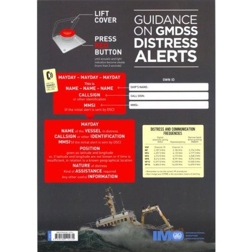 9789280115734: Guidance on GMDSS Distress Alerts