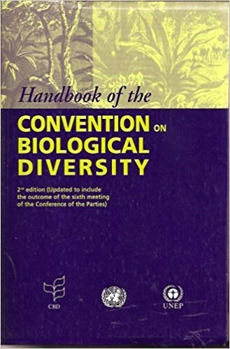 9789280722802: Handbook of the Convention on Biological Diversity
