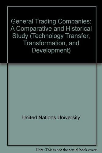ed.). General Trading Companies. A comparative and historical study.: Yonekawa, Shin'ichi (ed.)