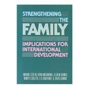 Strengthening the Family: Implications for International Development: Megawangi, Ratna, Kramer, ...