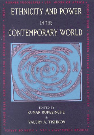 Ethnicity and Power in the Contemporary World