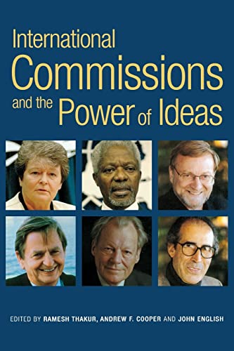 9789280811100: International Commissions and the Power of Ideas