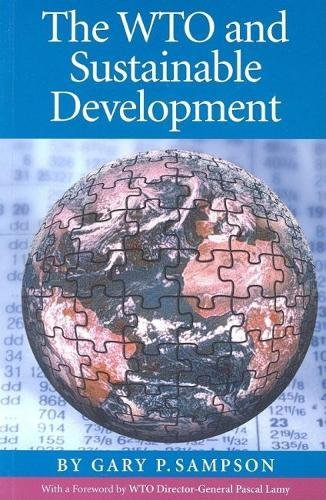 9789280811155: The WTO and Sustainable Development