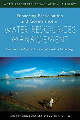 9789280811209: Enhancing Participation and Governance in Water Resources Management: Conventional Approaches and Information Technology