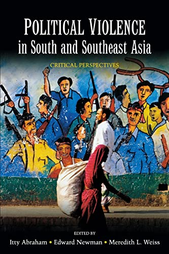 9789280811902: Political Violence in South and Southeast Asia: Critical Perspectives