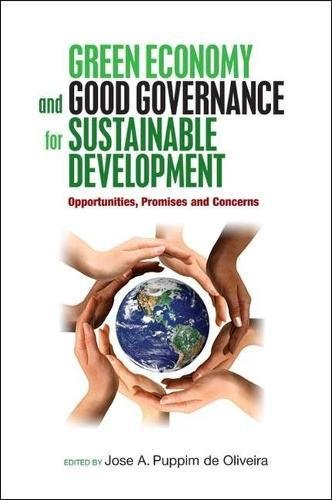 9789280812169: Green Economy and Good Governance for Sustainable Development: Opportunities, Promises and Concerns