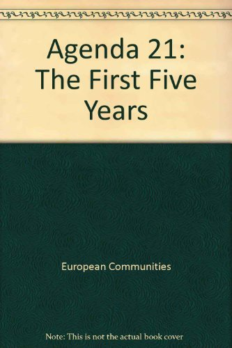 9789282803615: Agenda 21: The First Five Years