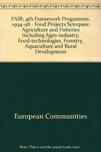 Fair: Agriculture and Fisheries including agro-industry, food-technologies,: Riveill Bounaga, N.