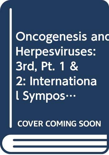 Oncogenesis and herpesviruses III. Part 1, part 2