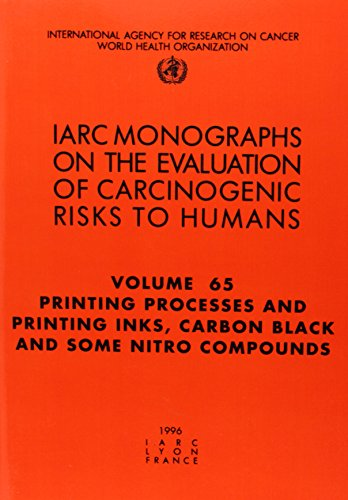 Printing Processes and Printing Inks, Carbon Black and Some Nitro Compounds : The Evaluation of ...