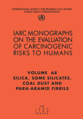 IARC Monographs. Volume 68 : Silica, Some Silicates, Coal Dust and Para-Aramid Fibrils
