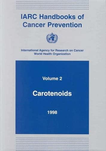 9789283230021: Carotenoids (Medicine)