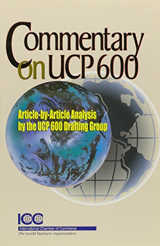 9789284200153: Commentary on UCP 600