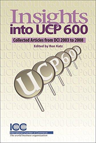 9789284200313: Insight into UCP 600