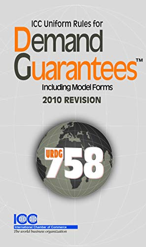 9789284200368: ICC Uniform Rules for Demand Guarantees Including Model Forms