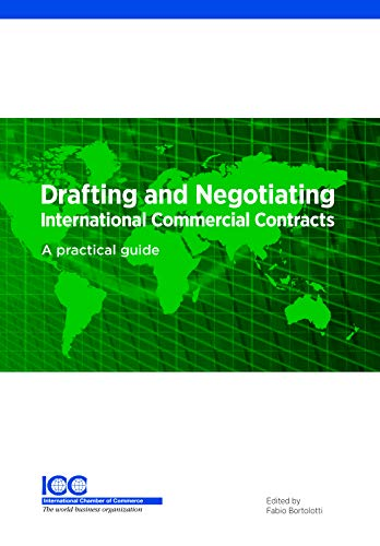 9789284201822: Drafting and Negotiating: International Commerical Contracts: A Practical Guide