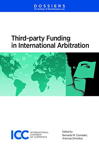 9789284202027: Dossier X: Third Party Funding in International Arbitration