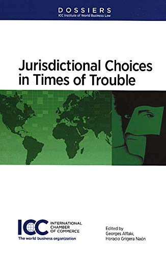 9789284202867: Jurisdictional Choices in Times of Trouble - Dossier XII