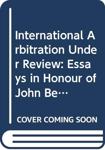 9789284203703: International Arbitration Under Review