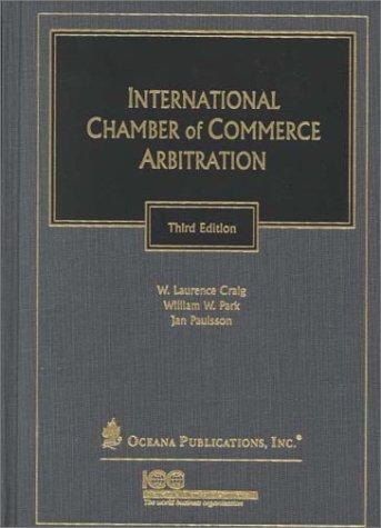 9789284212514: International Chamber of Commerce Arbitration