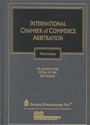 9789284212514: International Chamber of Commerce Arbitration