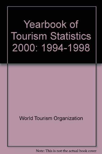9789284403660: Yearbook of Tourism Statistics
