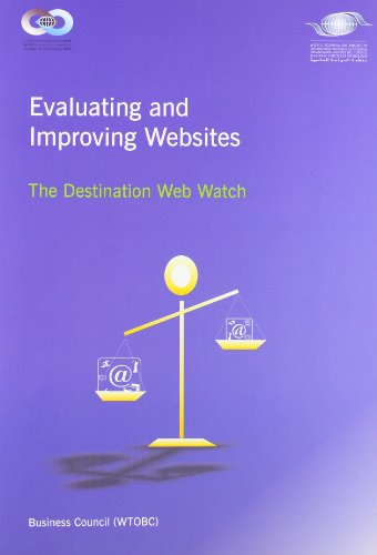 Evaluating And Improving Websites: The Destination Web: Not Available