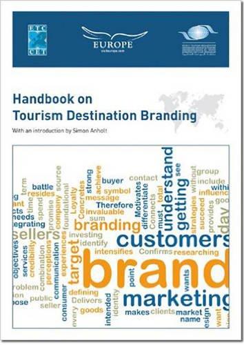 9789284413119: Handbook on Tourism Destination Branding
