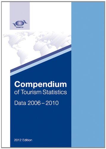 9789284414321: Compendium of Tourism Statistics 2012