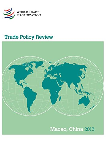 Trade Policy Review - Macao China (Paperback)