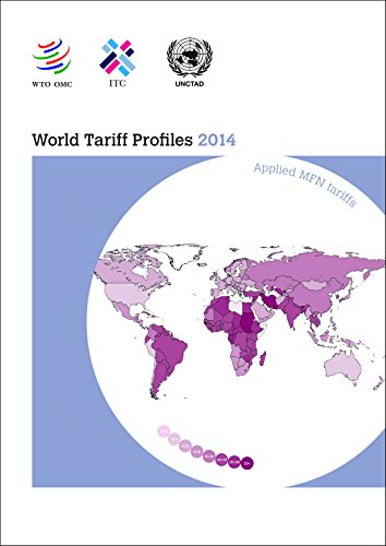 World Tariff Profiles 2014 (Paperback): World Trade Organization