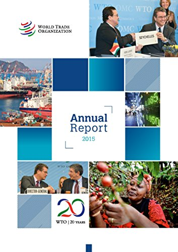 Annual Report 2015: World Trade Organization Wto