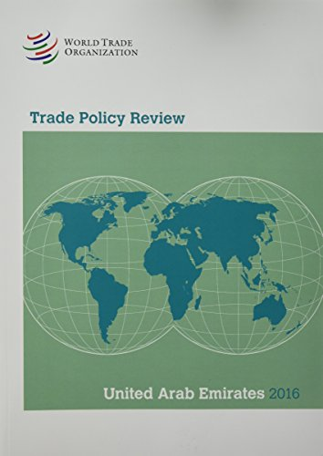 9789287040916: Trade Policy Review - United Arab Emirates: 2016