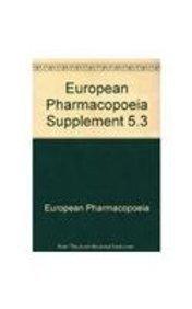 9789287156419: European Pharmacopoeia Supplement 5.3