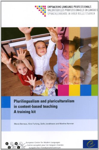 9789287171573: Plurilingualism and pluriculturalism in content based teaching