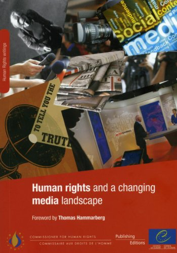 Human Rights and a Changing Media Landscape: Council of Europe