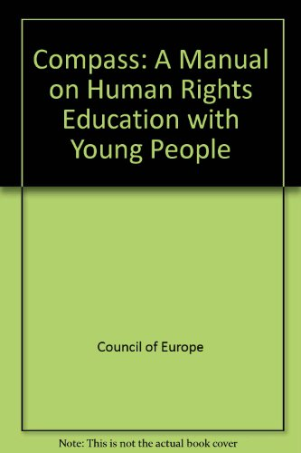 9789287173201: Compass: A Manual on Human Rights Education with Young People