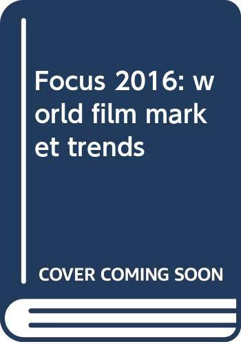 9789287182722: Focus 2016: world film market trends