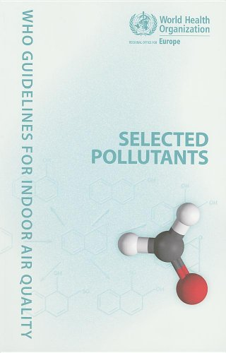 9789289002134: WHO Guidelines for Indoor Air Quality: Selected Pollutants