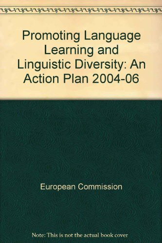 9789289466264: Promoting Language Learning and Linguistic Diversity: An Action Plan 2004-06