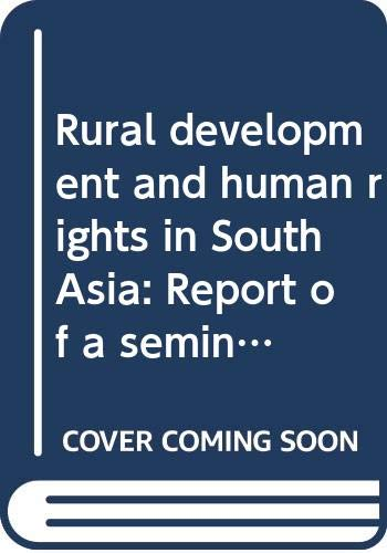 Rural development and human rights in South