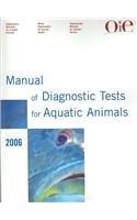 9789290446828: Manual of Diagnostic Tests for Aquatic Animals 2006