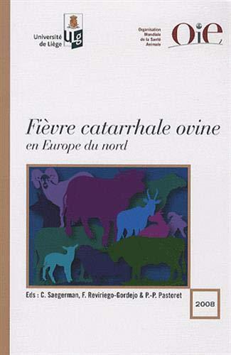 9789290447245: Fievre Catarrhale Ovine En Europe Du Nord (French Edition)
