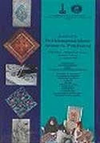 Awards of the First International Islamic Artisans: Ekmeleddin Ihsanoglu