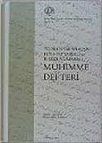 Mühimme defteri no. E-12321, located in the: Edited by HALIL