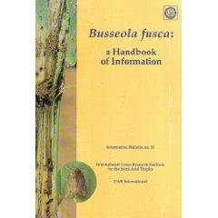9789290662242: Busseola Fusca: A Handbook of Information