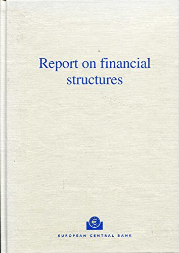 9789291813308: Report on financial structures